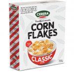 corn flakes breakfast cereal cerera