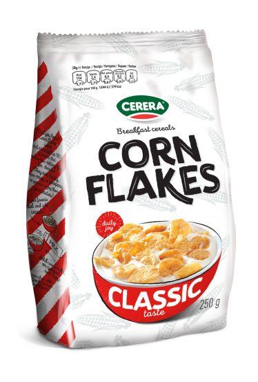 corn flakes cerera breakfast cereal cereal classic sausi pusryciai