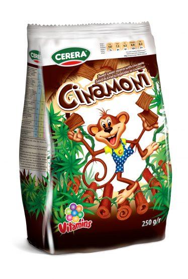 cinnamon cinamonas sausi pusryciai breakfast cereal