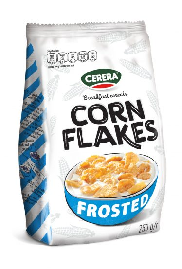 corn flakes frosted cerera