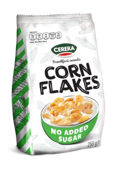 no added sugar corn flakes