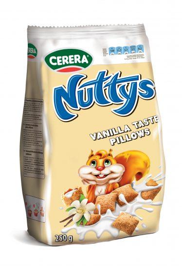 nuttys breakfast cereal