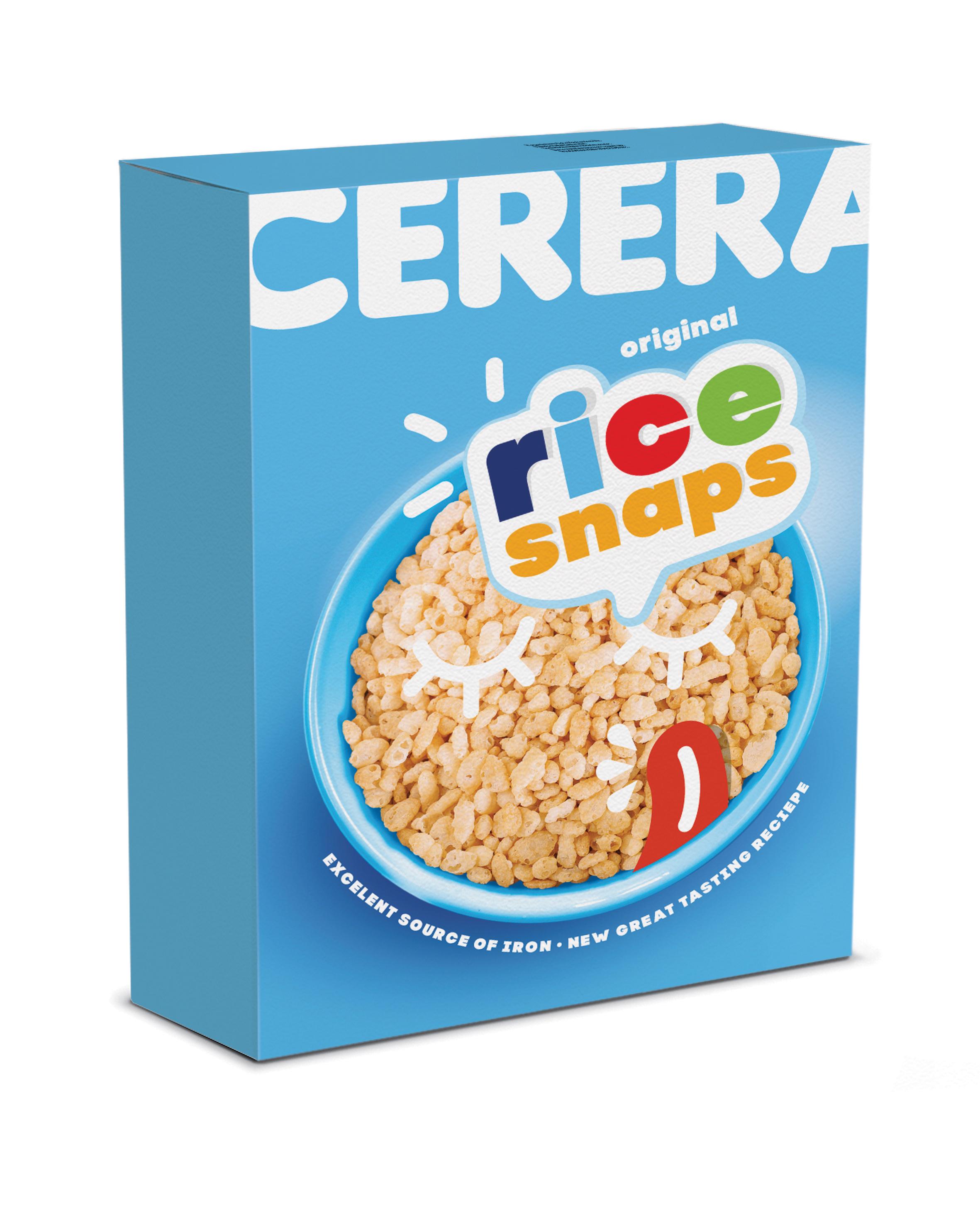 rice puffed snaps original
